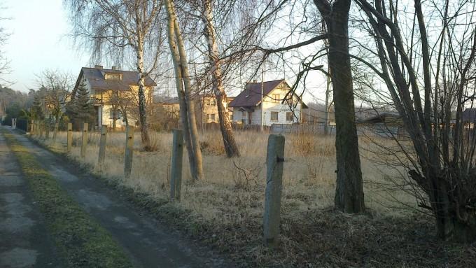 Baugrundstück, Orzesche, Oberschlesien