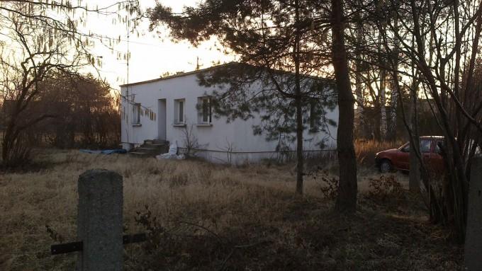 Hauses das im Jahre 1960 erbaut wurde