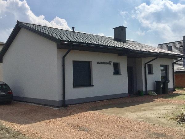 Einfamilienhaus, Orzesze-Zazdrosc