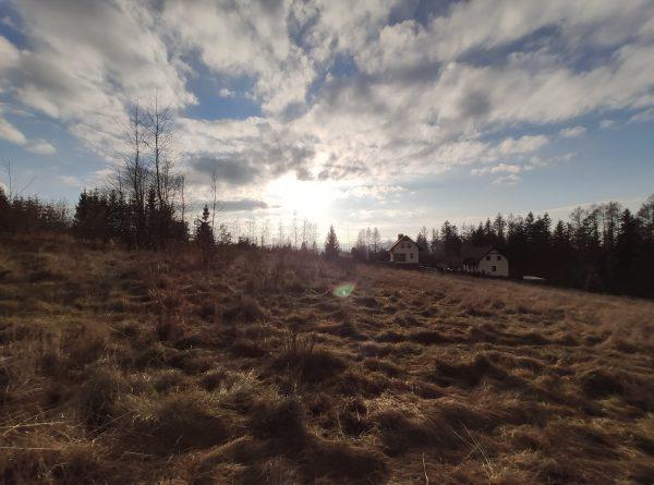Traumgrundstück in Beskiden, Laliki