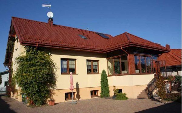 Passivhaus in Zentrum von Polen